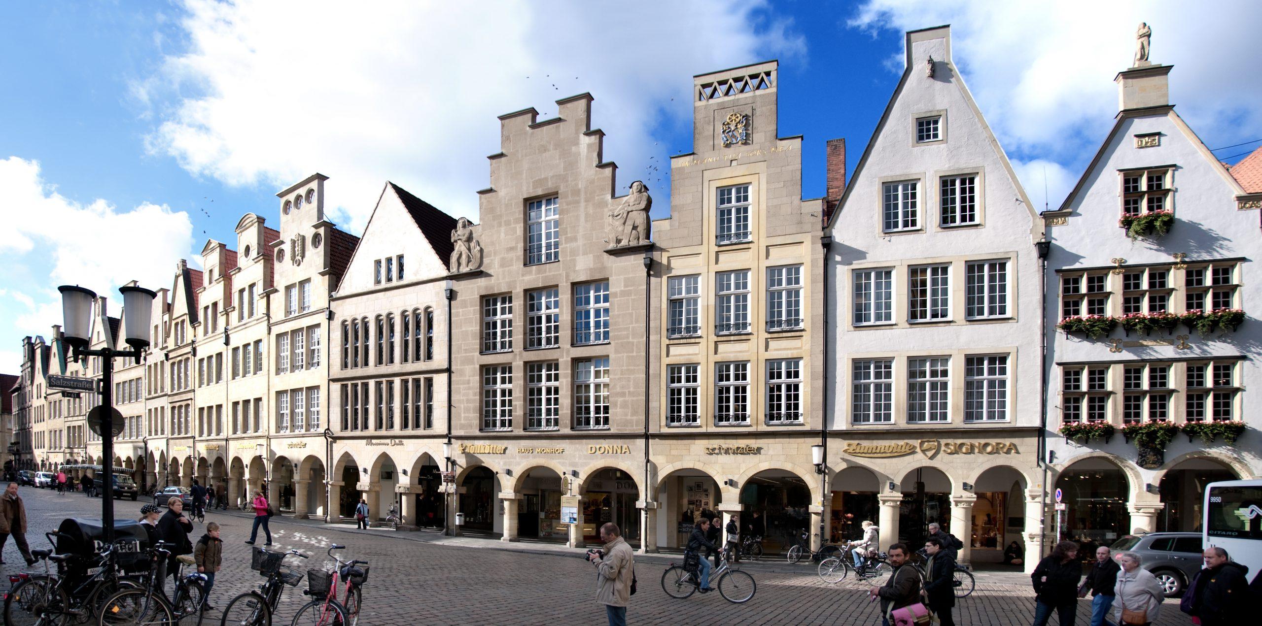 Het mooie Grand Place in Lille tijdens een personeelsreis