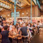Eten en drinken in Markthalle Neun