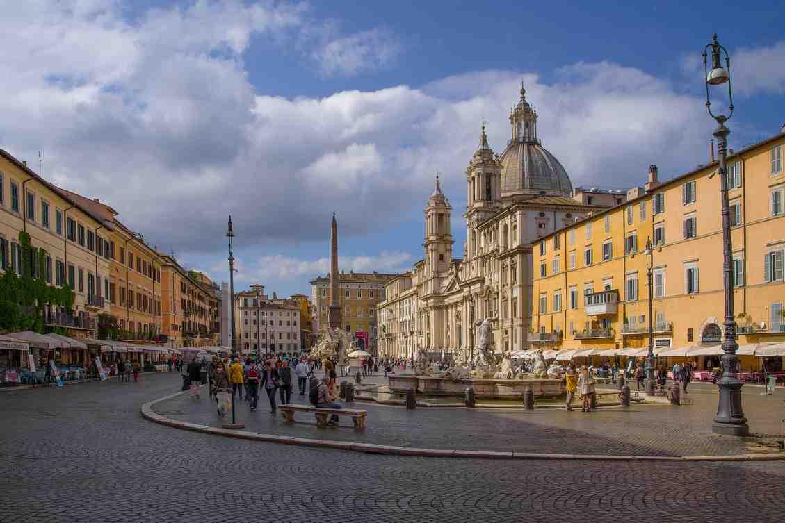 Zie Piazza Navona