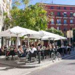 Beleef de hippe wijk Ruzafa met horeca en hippe winkels. © Visit València. All rights reserved. www.visitvalencia.com