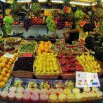 Beleef de overdekte markthal Mercado Central