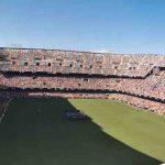 Beleef een voetbalwedstrijd van FC Valencia in het Mestalla stadion. © Visit València. All rights reserved. www.visitvalencia.com