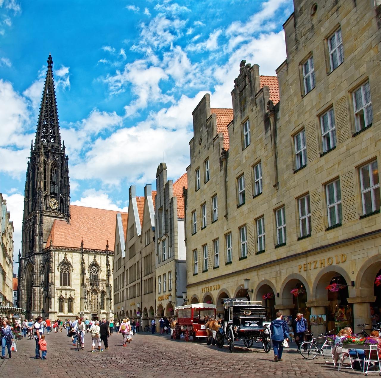 Heerlijk flaneren door Vieux Lille!