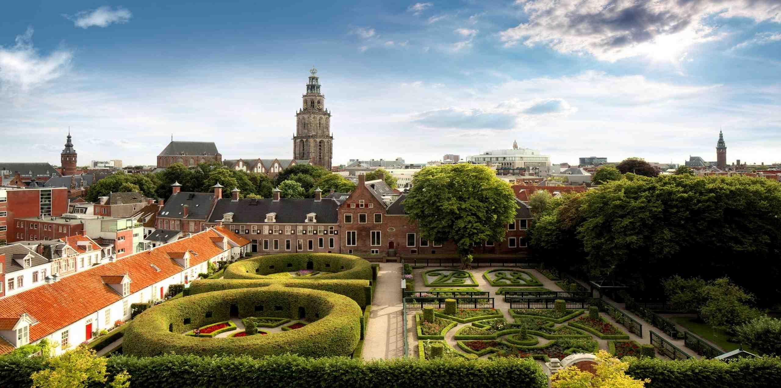 Personeelsreis Groningen.Een veelzijdige en leuke stad!