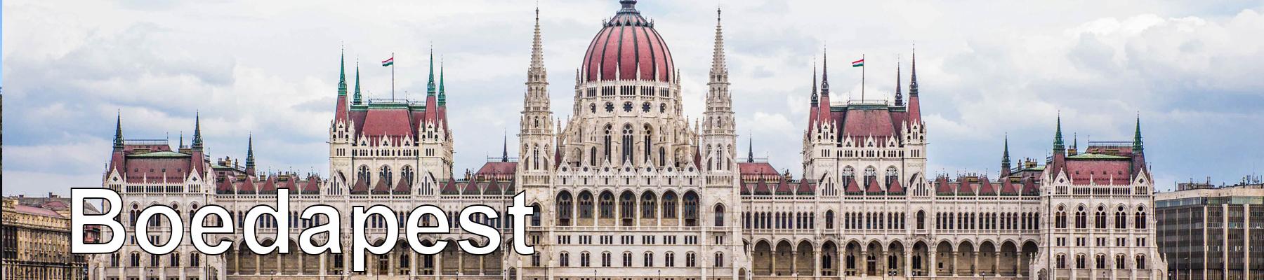 Boedapest: Betoverende stad met twee gezichten