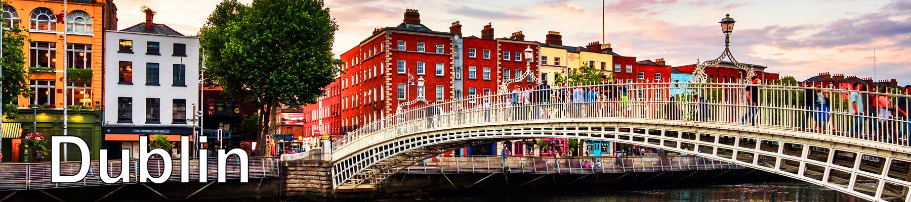 Dublin: Gastvrij en kleurrijk