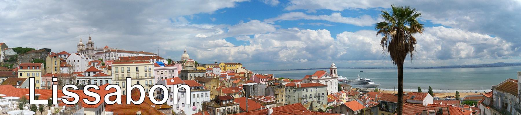 Lissabon: Uniek gelegen stad met een uniek karakter