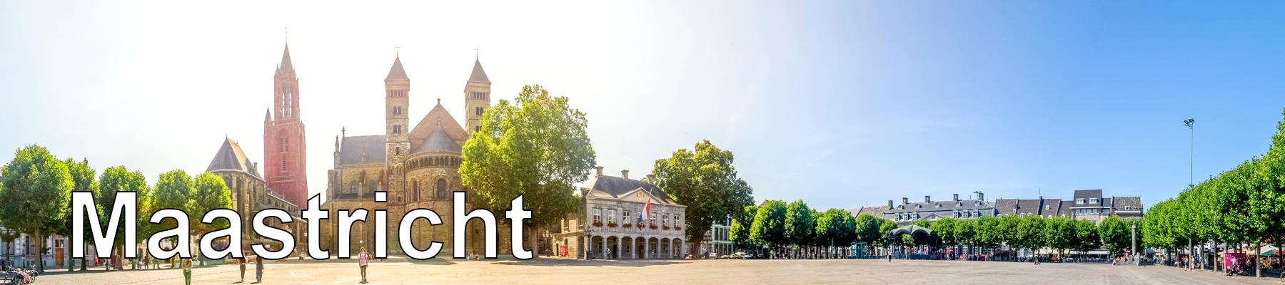 Maastricht: Bourgondisch stukje buitenland in Nederland