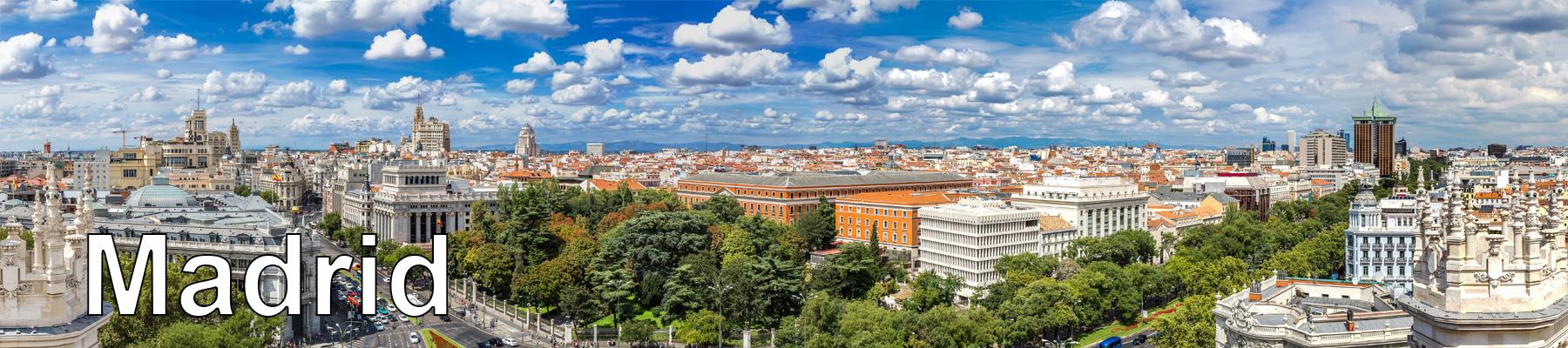 Madrid: De hoofdstad die nooit slaapt