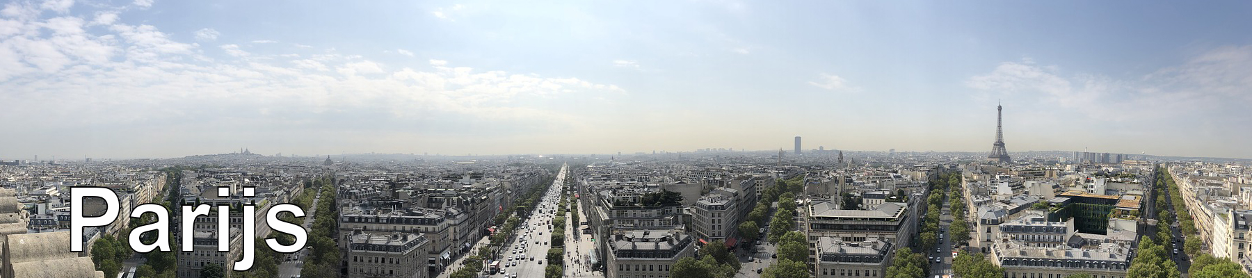 Parijs: Een stad om verliefd op te worden