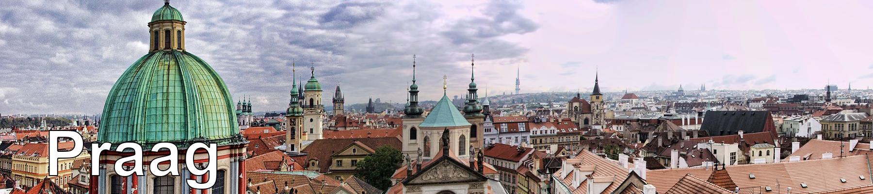 Praag: Romantiek in de de Gouden Stad