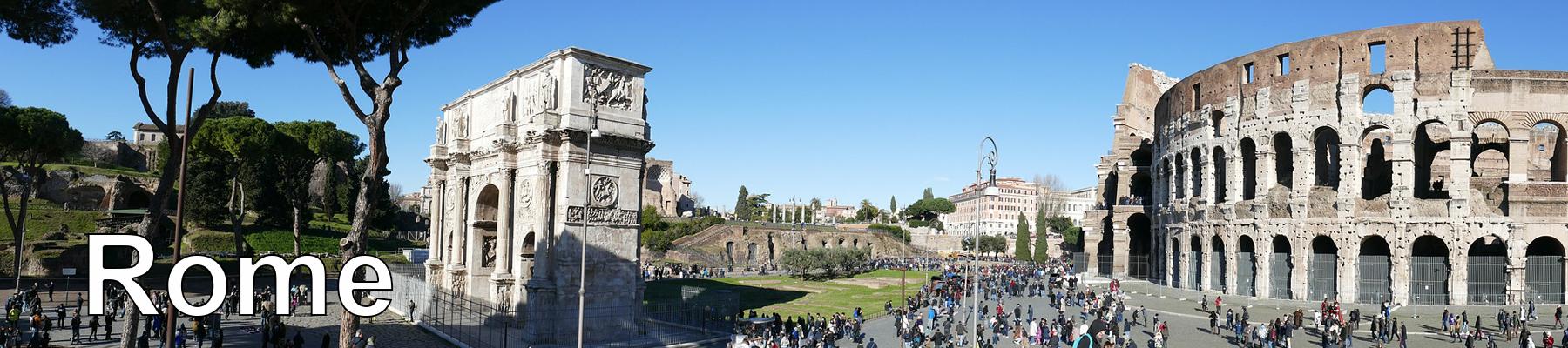 Rome: De eeuwige stad van het goede leven!